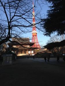 TokyoShrineTower